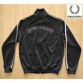 フレッドペリー(FRED PERRY)のフレッドペリー トラックジャケット スタッズロゴ(ジャージ)