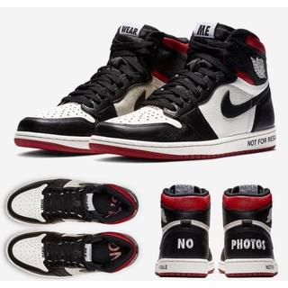 ナイキ(NIKE)のNIKE AIR JORDAN 1 RETRO HIGH OG NRG(スニーカー)