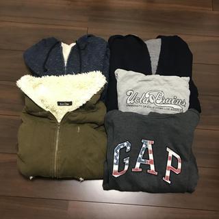 GAP - カジュアル あたたかセット 冬物トップス