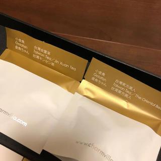金魚ちゃん 台湾 お茶 キンセンチャ 東方美人茶 チャームビラ ティーパック