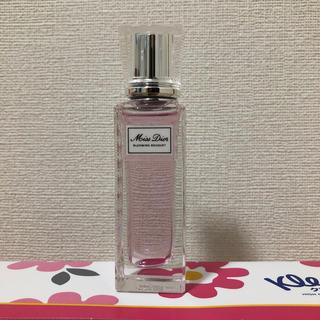 ディオール(Dior)のミスディオール  ブルーミングブーケ  ローラーパール(香水(女性用))