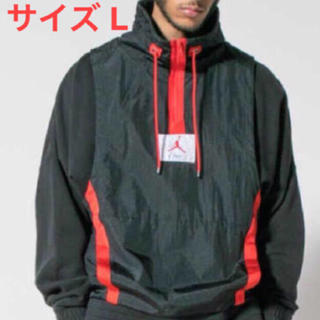ナイキ(NIKE)の【UNION JORDAN】AS NRG VAULT AJ FLT 1/2ZIP(スウェット)