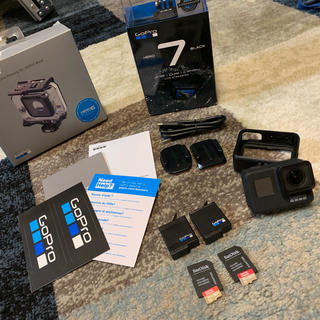 GoPro - GoPro Hero7 black お得セット!