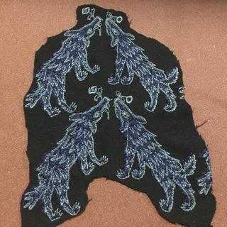 mina perhonen - ミナペルホネン wolf and flower