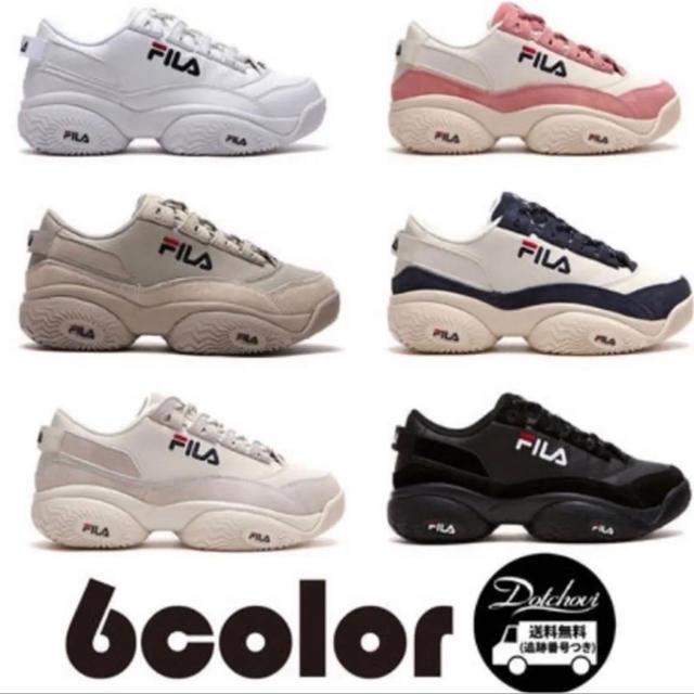 FILA(フィラ)のフィラ レディースの靴/シューズ(スニーカー)の商品写真