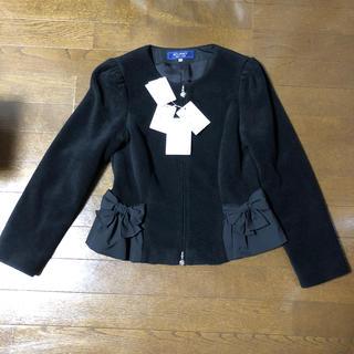 M'S GRACY - エムズグレイシー 2018秋冬 リボンのステキなジャケット コートがわりにも38