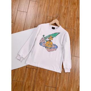 ヴィヴィアンウエストウッド(Vivienne Westwood)のVIVIENNE WESTWOODスウェット 長袖シャツ(Tシャツ(長袖/七分))