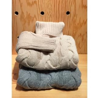 トゥデイフル(TODAYFUL)のTODAYFUL  Cable Turtle Knit(ニット/セーター)