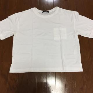 INGNI - 白半袖Tシャツ