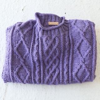 トゥデイフル(TODAYFUL)のTODAYFUL  Vintage Cable Knit(ニット/セーター)