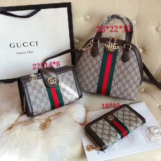 Gucci - 手提げ袋クロスポディバッグ