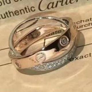 カルティエ(Cartier)のカルティエ リング 指輪(リング(指輪))
