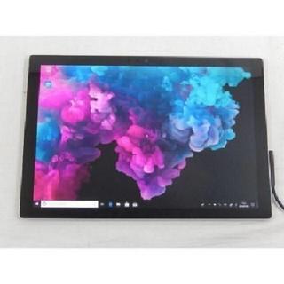 マイクロソフト(Microsoft)のマイクロソフト新型SurfacePro 6 128GB/Corei5 8250U(タブレット)