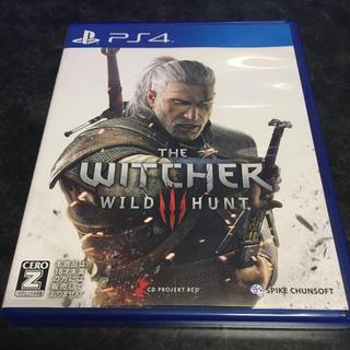 PlayStation4 - ウィッチャー3 ワイルドハント PS4版