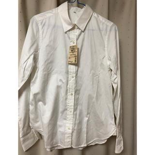 ムジルシリョウヒン(MUJI (無印良品))の無印良品 レディース  長袖シャツ(シャツ/ブラウス(長袖/七分))