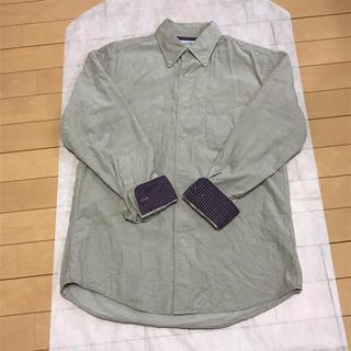 UNIQLO - 美品 ユニクロ 細コールテン シャツ