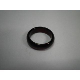 L2-1●パワーストーン●天然石メノウ指輪●瑪瑙 めのう●13号リング●(リング(指輪))