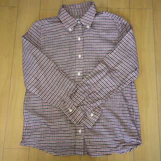 ベルメゾン(ベルメゾン)のベルメゾン チェックシャツ(シャツ/ブラウス(長袖/七分))
