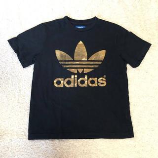 アディダス(adidas)の【adidas】アディダス ビッグロゴ Tシャツ Mサイズ(Tシャツ/カットソー(半袖/袖なし))