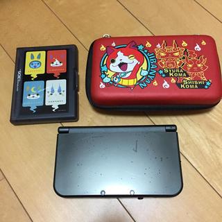 ニンテンドー3DS(ニンテンドー3DS)の任天堂 new3DS LLケース(携帯用ゲーム機本体)
