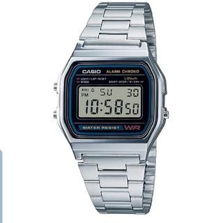 カシオ(CASIO)のCASIO チープカシオシルバー(腕時計)