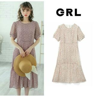GRL - 【完売品】新品  GRL  小花柄ワンピース