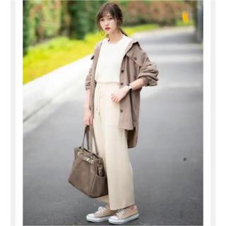 しまむら - プチプラのあや しまむらコラボ コーデュロイシャツジャケット 新品
