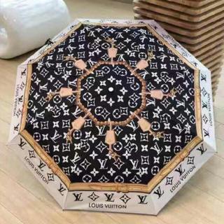 LOUIS VUITTON - 新品 LV 自動折りたたみ傘