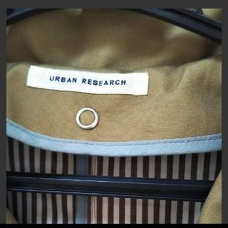アーバンリサーチ(URBAN RESEARCH)のアーバンリサーチ コート(トレンチコート)