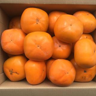 柿(早稲  平核無柿)6キロ