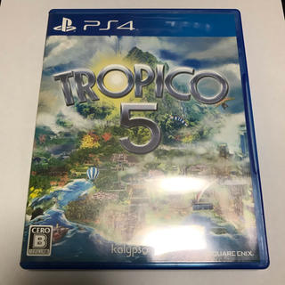 PlayStation4 - トロピコ5 PS4版