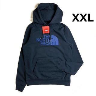 THE NORTH FACE - 期間限定SALE!ノースフェイス ハーフドームパーカー(XXL)紺181130