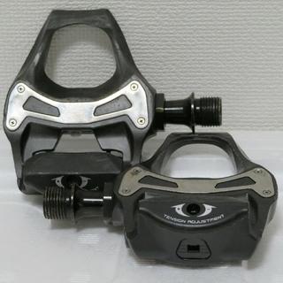 SHIMANO - [中古]シマノ105 PD-5800 カーボン SPD-SLペダル[左右セット]