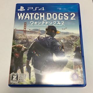 PlayStation4 - ウォッチドッグス2 PS4版