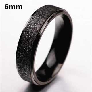 ロマンティックな指輪 (ブラック)  サイズ:24号(リング(指輪))
