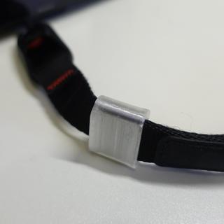 Peak design cuff スライダカバー(クリア)