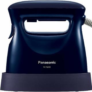 Panasonic - 【新品未開封】Panasonic スチームアイロン ni-fs540  ブルー