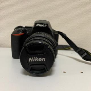 Nikon - Nikon D5500 一眼レフカメラ【10月限定】