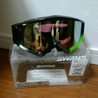 SWANS - スワンズ スノーゴーグル
