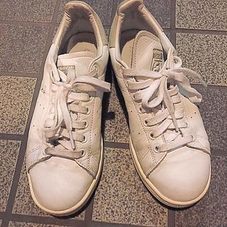 アディダス(adidas)のスタンスミス24.5センチ(スニーカー)