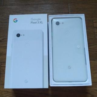 NTTdocomo - Pixel3 XL ホワイト128GB docomo