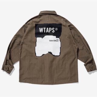 W)taps - WTAPS 19AW JUNGLE LS OD Mサイズ