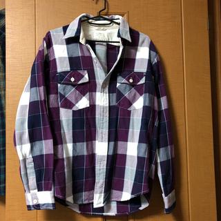 BACK NUMBER - メンズチェックシャツ  S