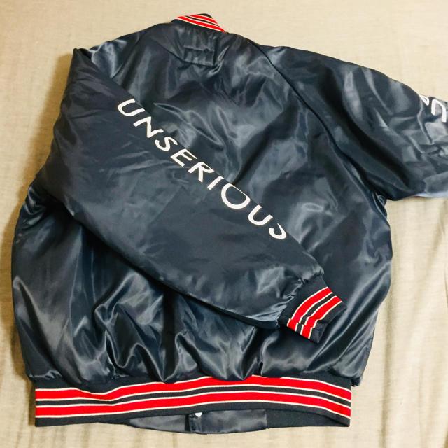 STANDARD CALIFORNIA(スタンダードカリフォルニア)のスタンダード カリフォルニア スタカリ スタジャン スタジアムジャンパー メンズのジャケット/アウター(スタジャン)の商品写真