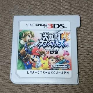 ニンテンドー3DS(ニンテンドー3DS)の大乱闘スマッシュブラザーズ for ニンテンドー3DS(携帯用ゲームソフト)