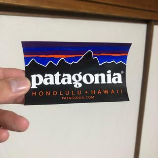 パタゴニア(patagonia)のパタゴニア ホノルル ステッカー(その他)