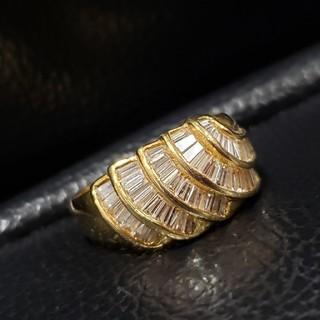 K18☆ダイヤモンドリング(リング(指輪))