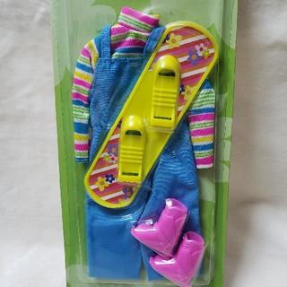 バービー(Barbie)のBarbie スノーボード  セット / バービー人形(その他)
