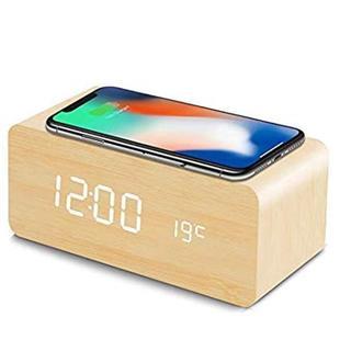 置き時計 QI充電器 無線充電 android iphone 379