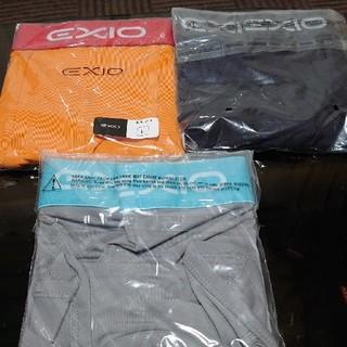 EXIO パンツサイズL3枚(ボクサーパンツ)